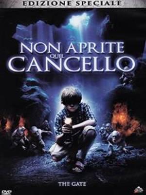 NON APRITE QUEL CANCELLO (DVD)