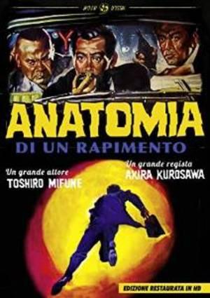 ANATOMIA DI UN RAPIMENTO (DVD)