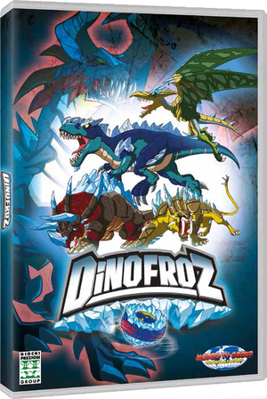 DINOFROZ - STAGIONE 01 #02 (DVD)