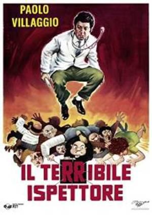 IL TERRIBILE ISPETTORE (DVD)