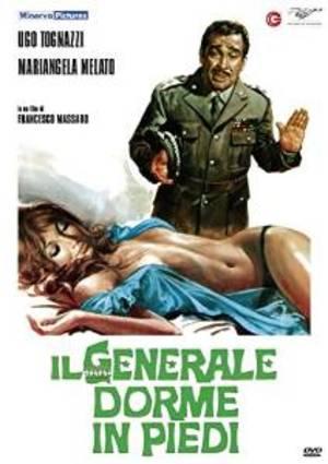 IL GENERALE DORME IN PIEDI (DVD)