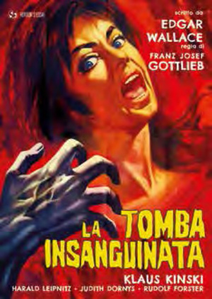 LA TOMBA INSANGUINATA (DVD)