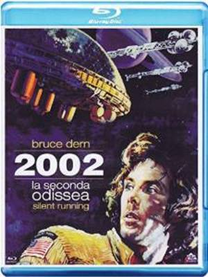2002 LA SECONDA ODISSEA (BLU RAY)