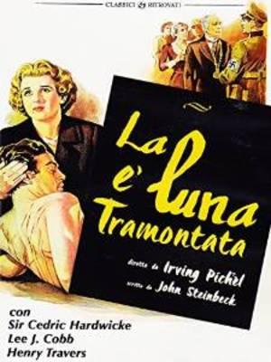 LA LUNA E' TRAMONTATA (DVD)