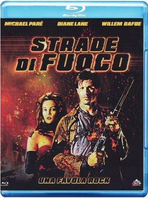 STRADE DI FUOCO (BLU RAY)