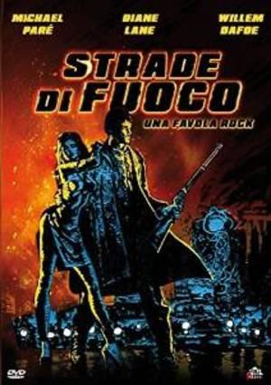 STRADE DI FUOCO (DVD)
