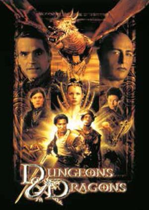 DUNGEONS AND DRAGONS - CHE IL GIOCO ABBIA INIZIO (DVD)