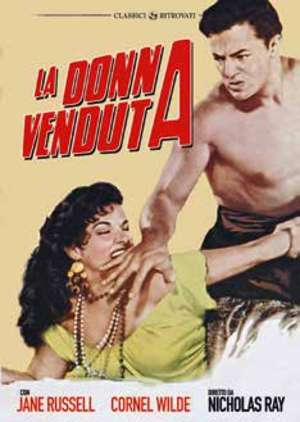 LA DONNA VENDUTA (DVD)