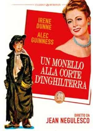 UN MONELLO ALLA CORTE D'INGHILTERRA (DVD)