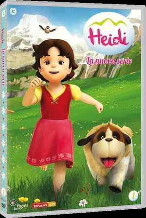 HEIDI - LA NUOVA SERIE #01 (DVD)