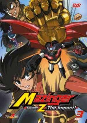 COF.MAZINGER EDITION Z THE IMPACT - BOX 03 (2 DVD) (DVD)