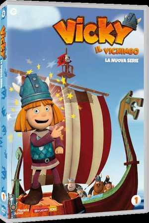 VICKY IL VICHINGO - LA NUOVA SERIE #01 (DVD)