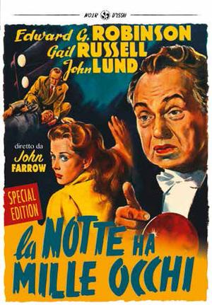 LA NOTTE HA MILLE OCCHI (SE) (DVD)