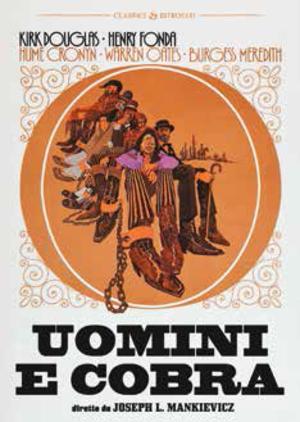 UOMINI E COBRA (DVD)