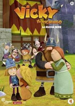 VICKY IL VICHINGO - LA NUOVA SERIE #04 (DVD)