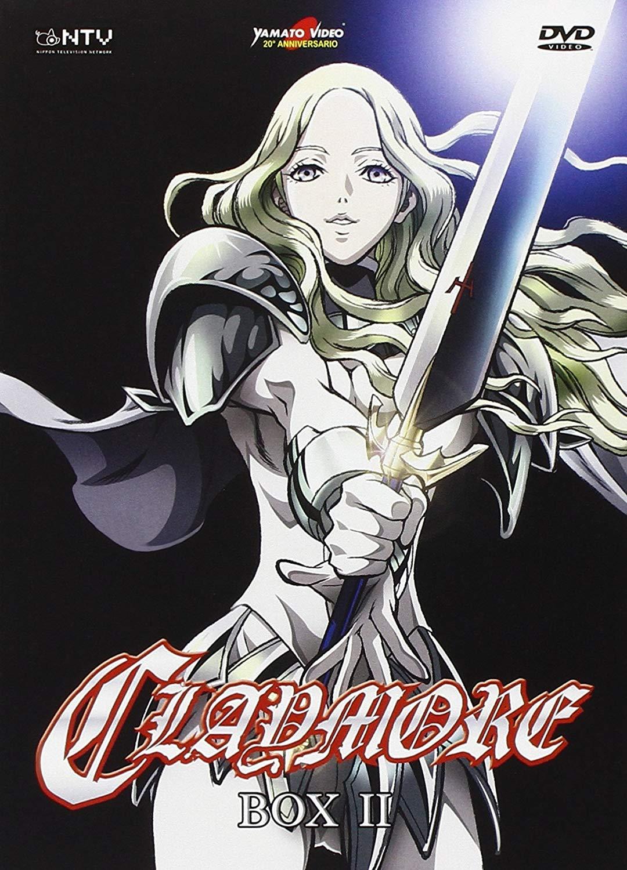COF.CLAYMORE - BOX 02 (2 DVD) (DVD)