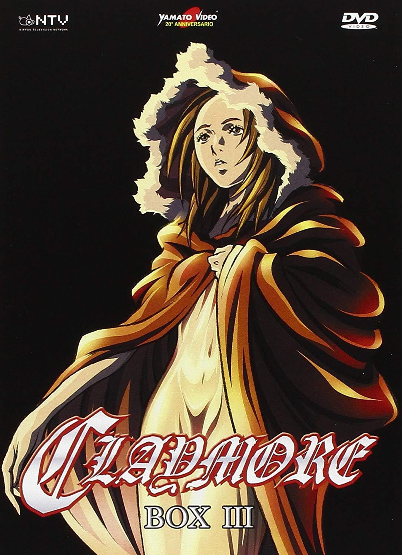 COF.CLAYMORE - BOX 03 (2 DVD) (DVD)