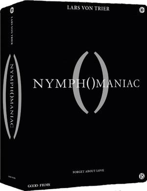 COF.NYMPHOMANIAC - COMPLETE EDITION (4 DVD) $ (DVD)