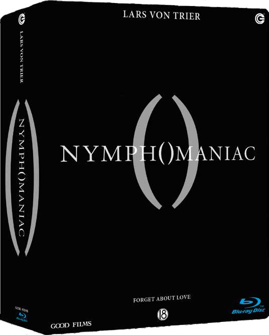 COF.NYMPHOMANIAC - COMPLETE EDITION (3 BLU-RAY)