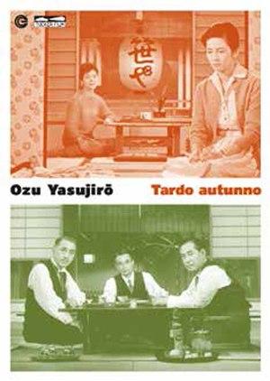 TARDO AUTUNNO (DVD)