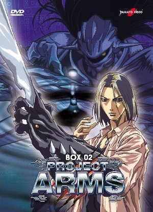 COF.PROJECT ARMS - BOX 02 (EPS 17-30) 4DVD (DVD)