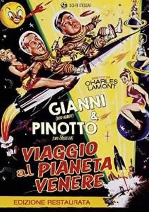 VIAGGIO AL PIANETA VENERE (EDIZIONE RESTAURATA) (DVD)