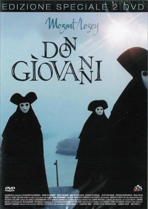 DON GIOVANNI (S.E. 2DVD) (DVD)