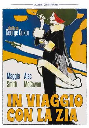 IN VIAGGIO CON LA ZIA (DVD)