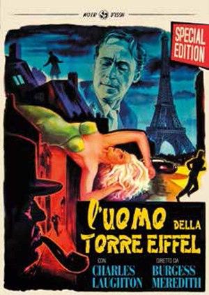 L'UOMO DELLA TORRE EIFFEL (SE) (DVD)