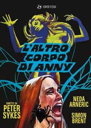 L'ALTRO CORPO DI ANNY (DVD)