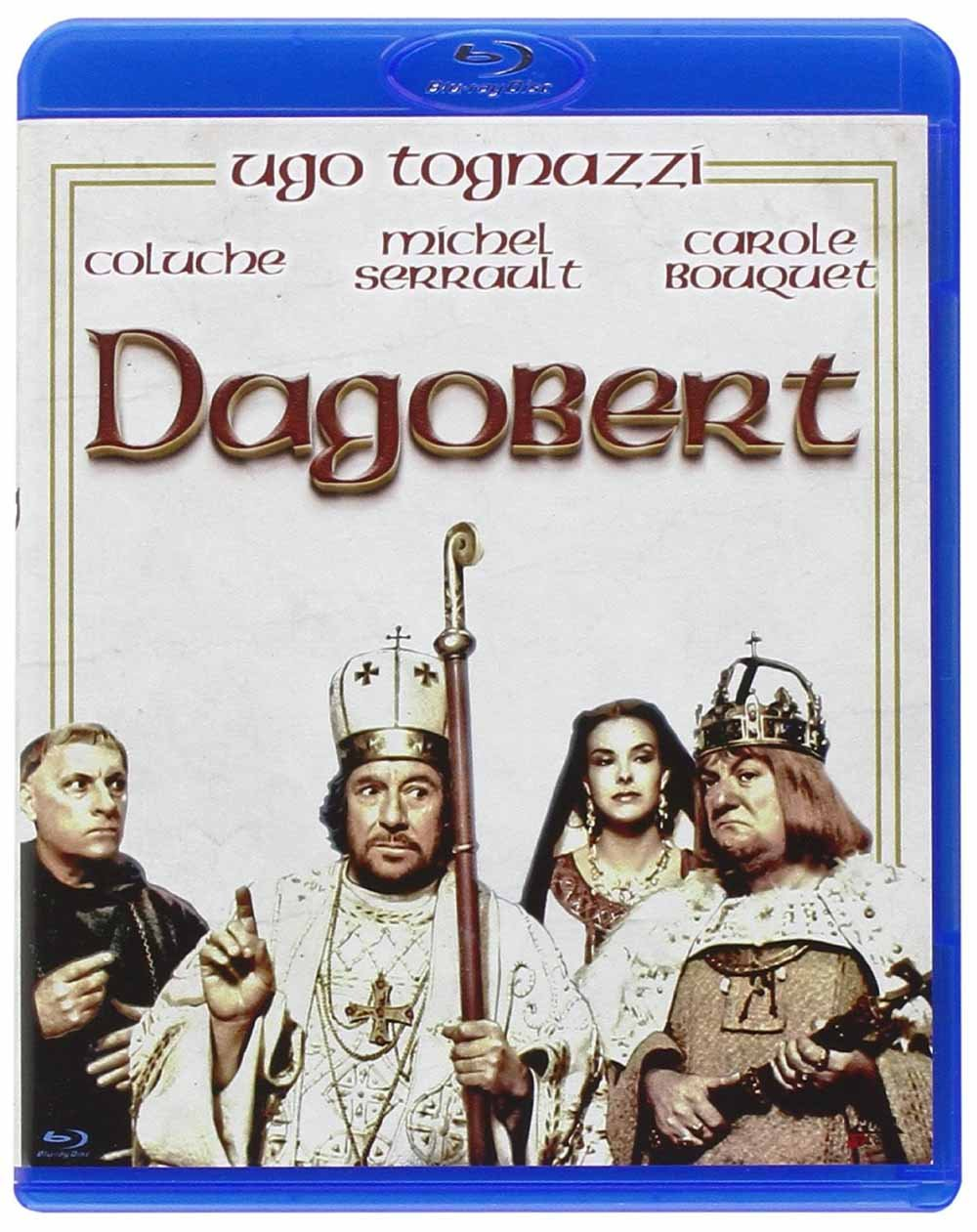 DAGOBERT (BLU RAY)
