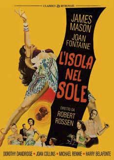 L'ISOLA NEL SOLE (DVD)