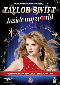 TAYLOR SWIFT - INSIDE MY WORLD (DVD)