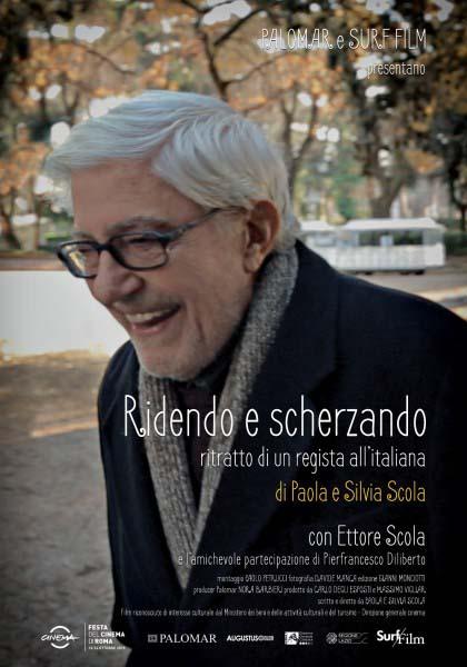 RIDENDO E SCHERZANDO (SCOLA) (DVD)