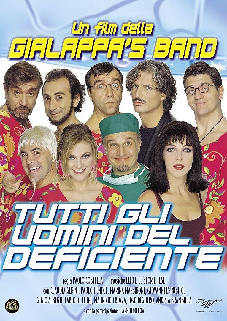 TUTTI GLI UOMINI DEL DEFICIENTE (DVD)