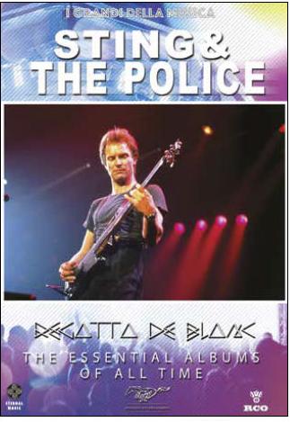 STING AND THE POLICE - REGGATTA DE BLANC (DVD)