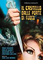 IL CASTELLO DALLE PORTE DI FUOCO (GOTICO ITALIANO) (DVD)