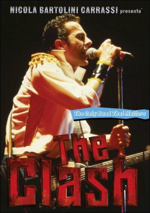THE CLASH - PUNK ICONS (DVD)