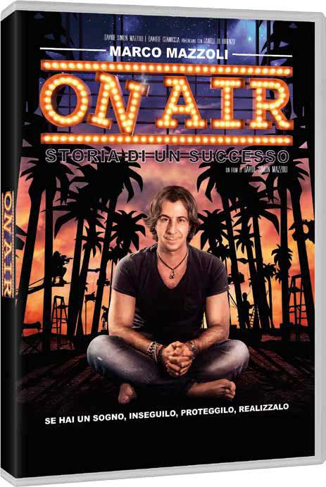 ON AIR - STORIA DI UN SUCCESSO (DVD)