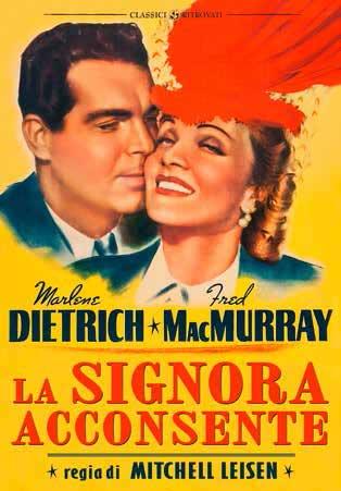 LA SIGNORA ACCONSENTE (DVD)