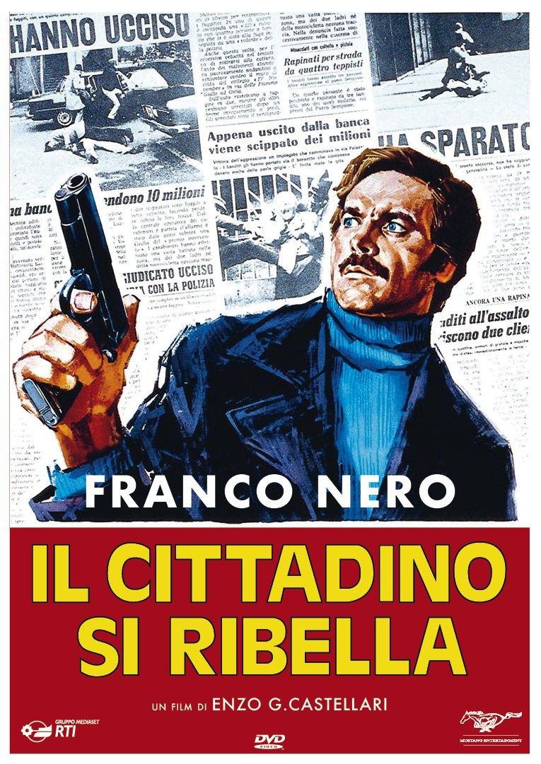 IL CITTADINO SI RIBELLA (DVD)