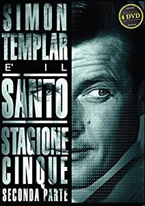 COF.IL SANTO - STAGIONE 05 #02 (EPS 14-27) (4 DVD) (DVD)