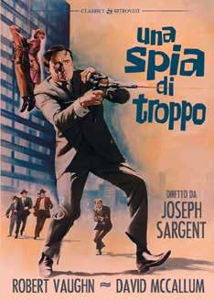 UNA SPIA DI TROPPO (DVD)
