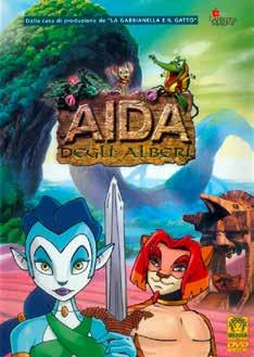 AIDA DEGLI ALBERI (DVD)