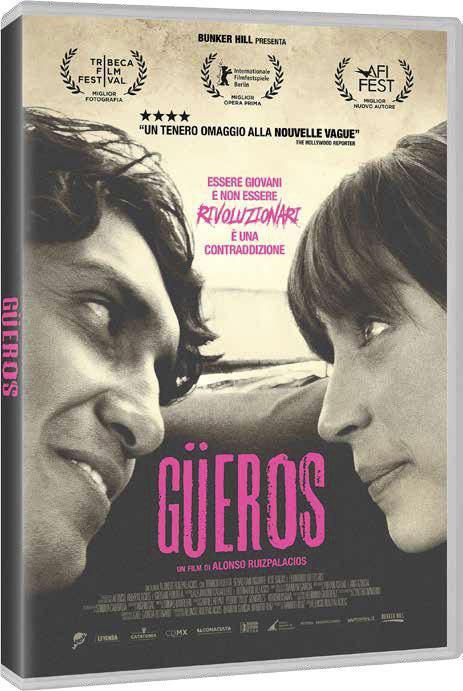 GUEROS (DVD)