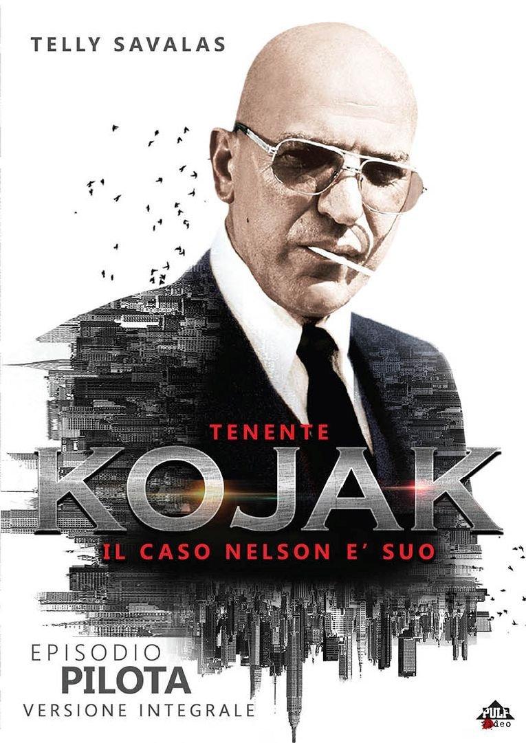 TENENTE KOJAK, IL CASO NELSON E' SUO (DVD)