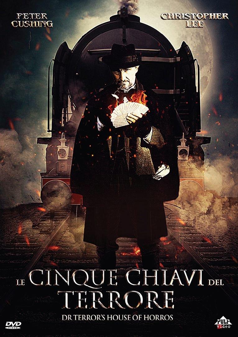 LE CINQUE CHIAVI DEL TERRORE (DVD)