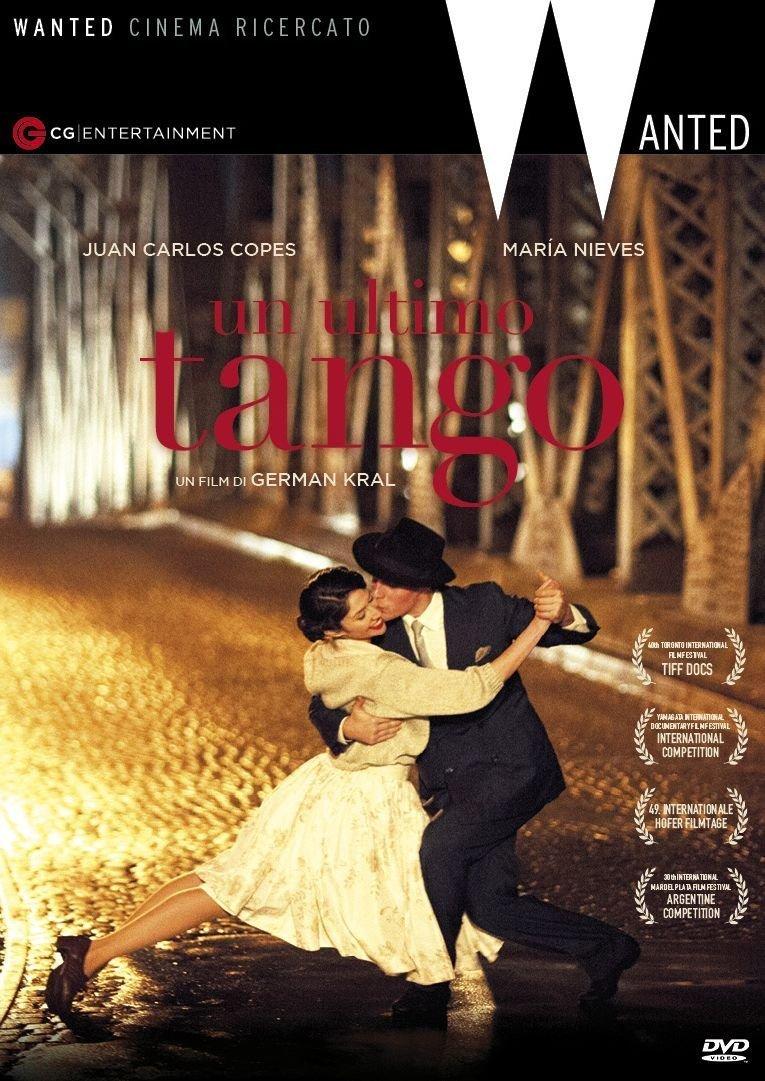 UN ULTIMO TANGO (DVD)