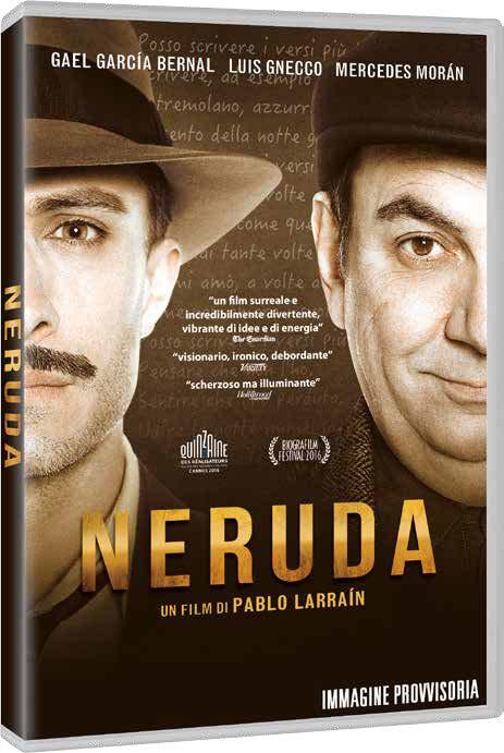 NERUDA- BLU RAY