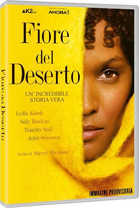 FIORE DEL DESERTO (DVD)